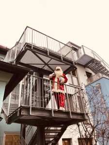 Weihnachtsmann Kindergarten
