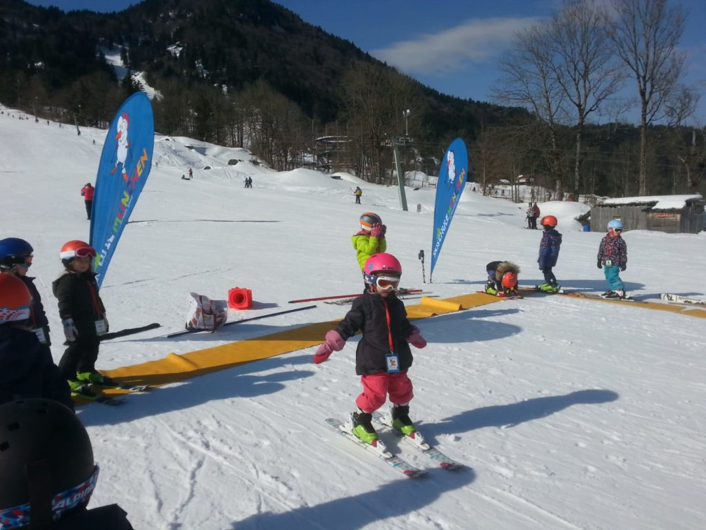 Ski Kurs Hirschgarten Zwerge