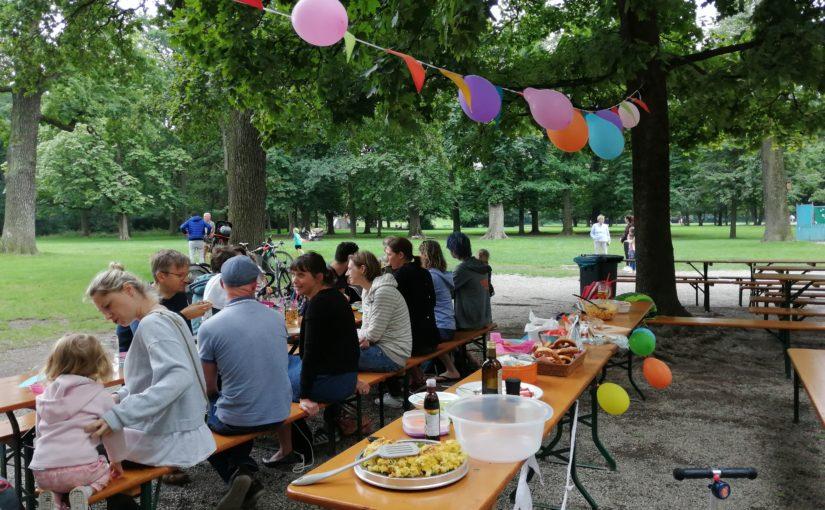 Sommerfest im Hirschgarten